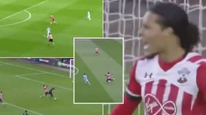 Compilation Of Virgil van Dijk At Southampton Shows He Was World Class Before Signing For Liverpool