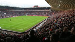 More Than 45,000 Fans Are At Stadium Of Light For Sunderland's League One Game