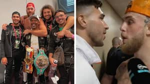 Tommy Fury's Family Would 'Batter' Him And 'Retire Him From Boxing' If He Lost To Jake Paul