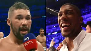 Joshua Offered To Help Bellew For Haye Fight, He Gave Refreshingly Honest Reply