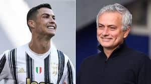 Jose Mourinho Has 'Called Cristiano Ronaldo To Suggest A Transfer To AS Roma'