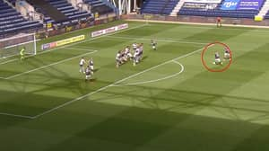Wayne Rooney Rolls Back The Years With Incredible Free-Kick For Derby County