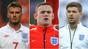 The Top 25 England Players Of All Time According To Fans
