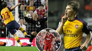 Andrey Arshavin Scored Four Goals At Anfield 12 Years Ago Today