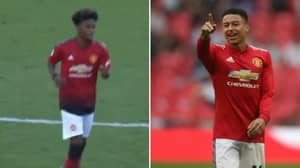 Jesse Lingard Is Very Impressed With Angel Gomes' Latest Performance