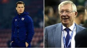 Scott Parker Reveals Sir Alex Ferguson Sent Him A Good Luck Message