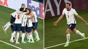 England Beat Ukraine To Go Through To The Euro 2020 Semi-Finals
