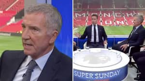 "Graeme Souness Loses His Temper At Sky Presenter: ""Why Are You Looking Like That?"""