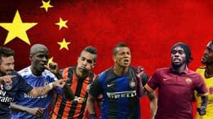 Premier League Flop Set To Join The Chinese Super League