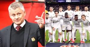 Manchester United Have £40 Million Transfer Bid For Real Madrid Superstar Rejected