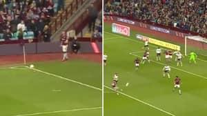 Aston Villa's Jack Grealish Scores Paul Scholes-Esque Volley vs Derby