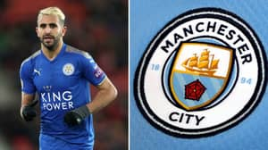 The Player Involved In Man City And Leicester's Riyad Mahrez Discussions