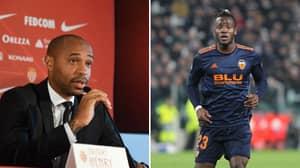 Monaco Target Chelsea Striker Michy Batshuayi After Loan Recall From Valencia