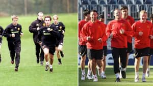Gary Neville Reveals The Three Manchester United Players Who Smashed Bleep Test