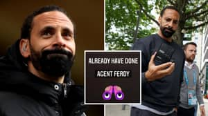 Rio Ferdinand Sends Text Message To Man Utd Transfer Target To Convince Him To Join Club