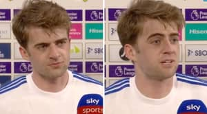 Patrick Bamford Gave One Of The Best Interviews Ever When Asked About The European Super League