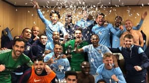 The Player Behind Manchester City's Confetti Has Now Been Revealed