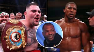Deontay Wilder Slams Idea Of Anthony Joshua Retiring If He Loses Rematch To Andy Ruiz Jr