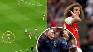 Mattéo Guendouzi Had John Terry 'On Strings' During Arsenal Vs. Aston Villa
