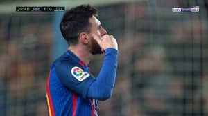 Lionel Messi Has Explained His Telephone Celebration Against Celta
