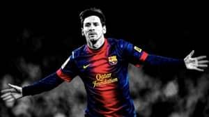 Lionel Messi Voted Greatest Sportsman Ever