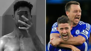 Gary Cahill Shows Off Incredible Shredded Physique Ahead Of New Season As John Terry Hilariously Responds