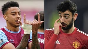 Man United Star Bruno Fernandes Calls Jesse Lingard The 'Best Player In The Premier League' Right Now