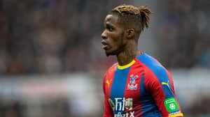 Crystal Palace Want £80 Million To Sell Wilfried Zaha
