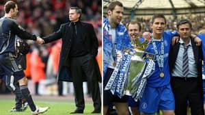 José Mourinho Sends Message To Petr Čech After Former Chelsea Goalkeeper Announces Retirement
