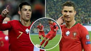 Cristiano Ronaldo Infographic 'Exposes' Juventus Superstar's International Goalscoring Record