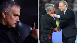 Florentino Perez Wants Jose Mourinho Back At Real Madrid