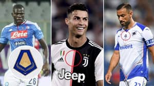 Cristiano Ronaldo Has Decided Not To Wear Badge For Winning Best Player