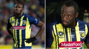 Usain Bolt's Wage Demands At Central Coast Mariners Are Very Hefty