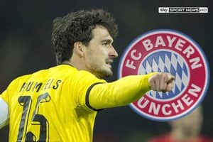 BREAKING: Bayern Confirm Signing Of Mats Hummels