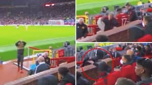 Extended 45 Second Footage Of Furious Donny Van De Beek After Being Snubbed Emerges