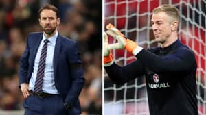 Joe Hart Set To Miss Out On World Cup Squad