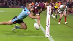 Tom Trbojevic's 'Incredibly Smart' Last-Gasp Play Which Saved A Certain Try