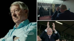 The End Scene From Sir Alex Ferguson's 'Never Give In' Documentary Is Guaranteed To Give You Goosebumps