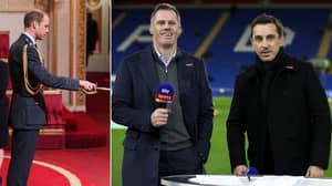 Fans Call For Gary Neville And Jamie Carragher To Receive Knighthoods For Their Battle Against European Super League