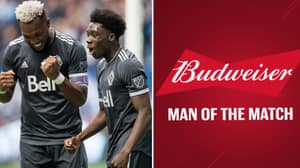 17-Year Old Sensation Scores First MLS Goal, Wasn't Eligible For Man Of The Match Award