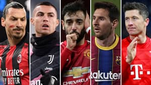 The 35 Top Goalscorers In Europe's Top Five Leagues In 2020 Have Been Revealed