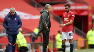 Bruno Fernandes 'Lashed Out Verbally' At Manchester United Teammates During Half-Time Of 6-1 Thrashing To Spurs