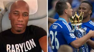 How John Terry And Michael Essien Reacted To Didier Drogba Going Bald