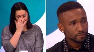 Gemma Lowery And Jermain Defoe's Emotional Interview Left Viewers In Tears