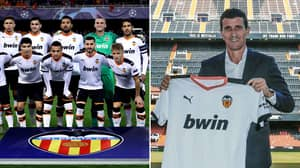 Valencia Have Put All But One Of Their Players Up For Sale