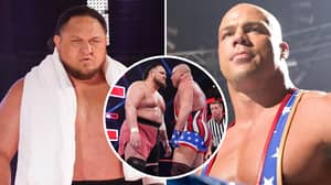 Samoa Joe Says Kurt Angle Is 'No Doubt' One Of The Best And Possessed An 'Unrivalled Gas Tank'