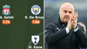 The Premier League Team Of The Season On Stats Includes Two Burnley Players