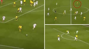 Jadon Sancho, Erling Haaland And Marco Reus Combine For Ultimate Counterattacking Goal