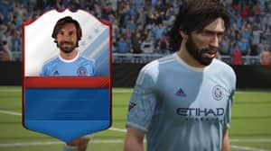 Andrea Pirlo Has Been Given 'End Of Era' FIFA Card And It's Ridiculously Good