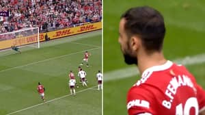 Bruno Fernandes Skies 92nd Minute Penalty As Manchester United Lose 1-0 To Aston Villa